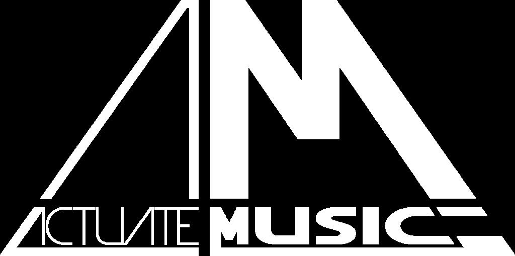 ActuateMusicWhite